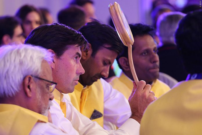 CSK Auction KreedOn