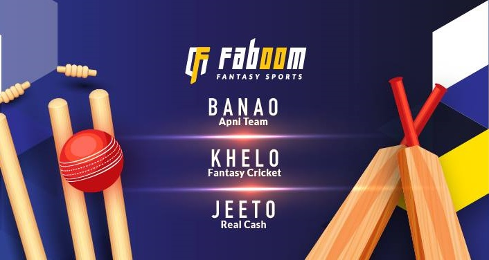 faboom top fantasy cricket apps in India KreedOn