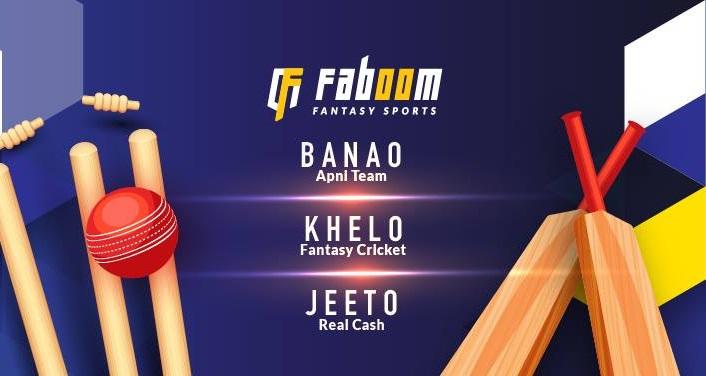 faboom top fantasy cricket apps in India KreedOn