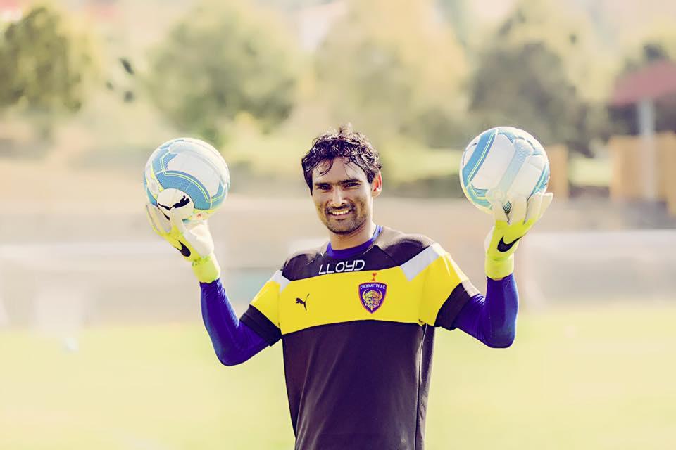 karanjit singh best goalkeeper in ISL KreedOn