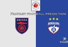 Bengaluru FC vs Odisha FC Dream11 Prediction ISL 2019