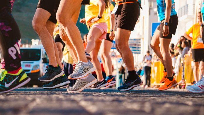 marathon shoes KreedOn
