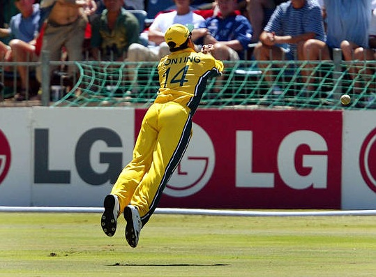 Ricky Pointing Most catches in ODIs KreedOn