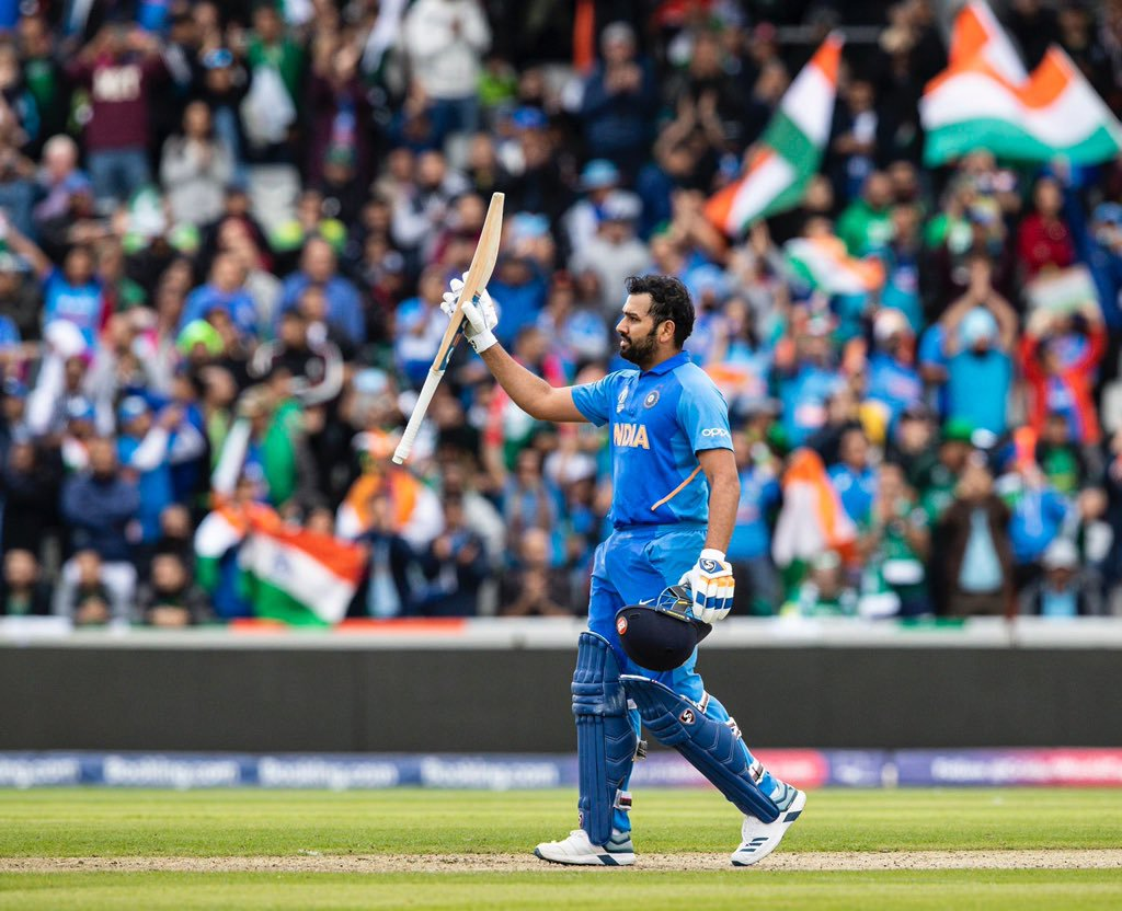 most sixes in cricket Rohit sharma KreedOn
