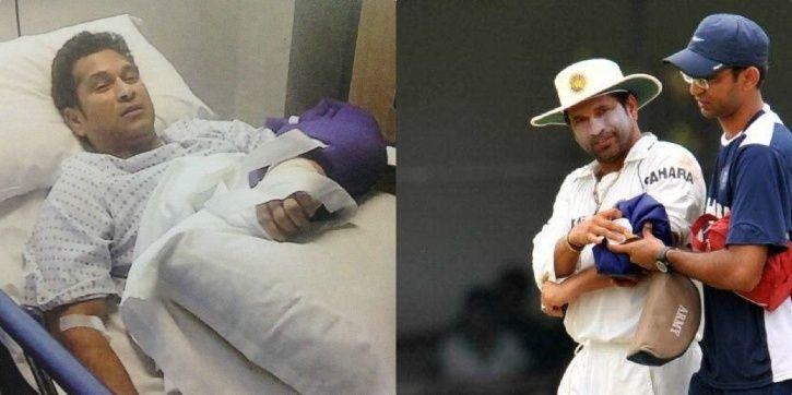 Sachin Tenduklar Cricket Injuries KreedOn