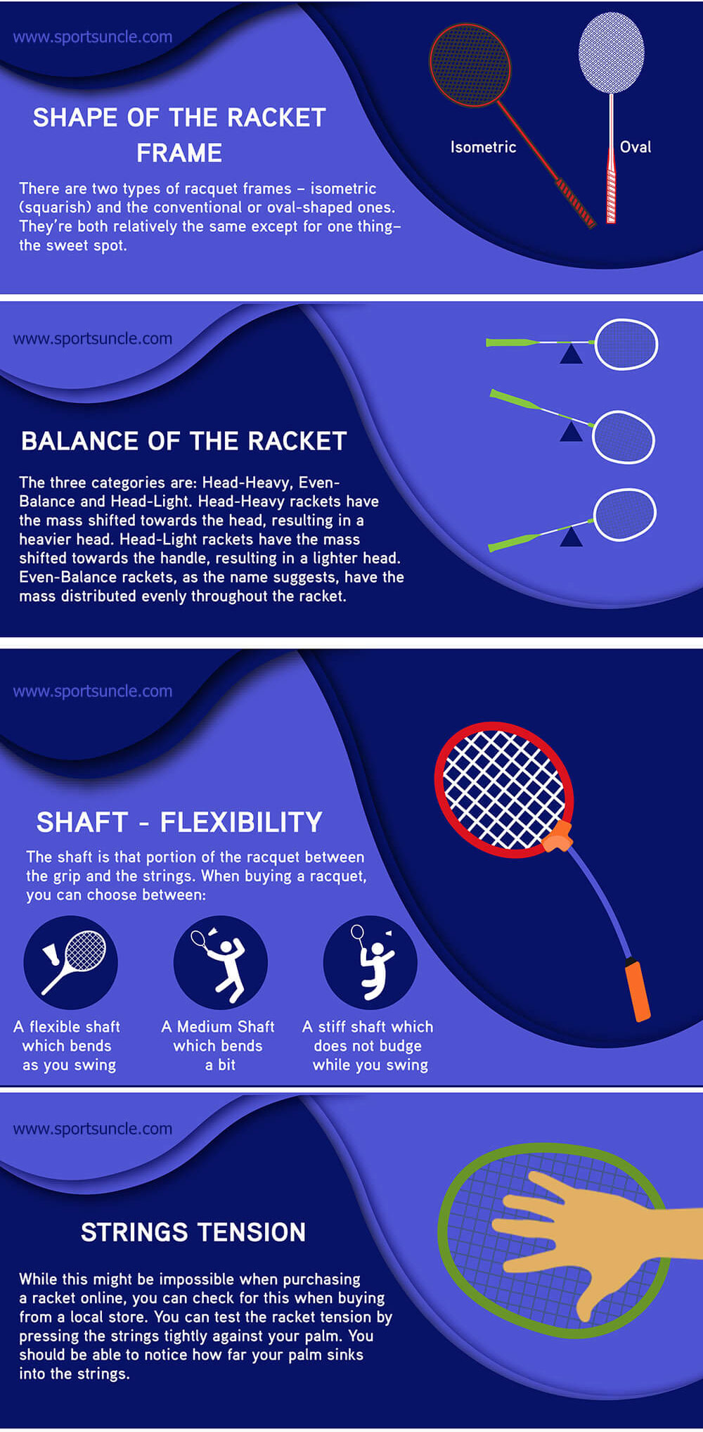 Badminton Racket KreedOn