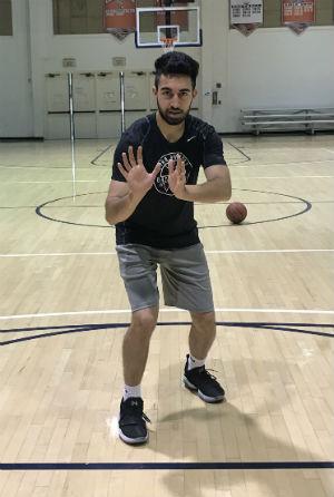 basketball shooting stance kreedon