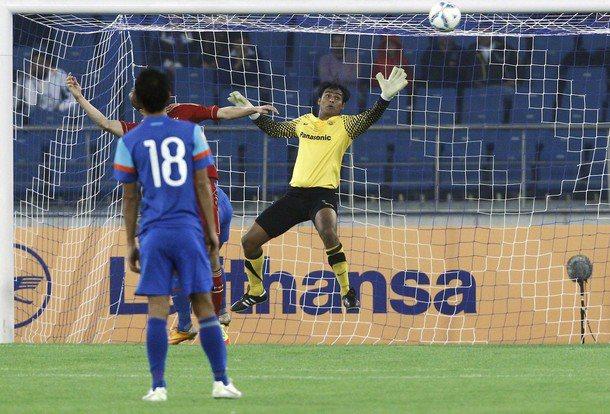 Subhasish Roy Best goalkeeper in ISL KreedOn