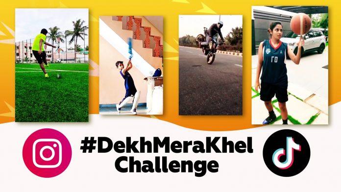 #DekhMeraKhel KreedOn