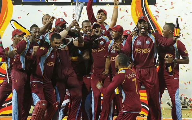 West Indies World Cup winners KreedOn