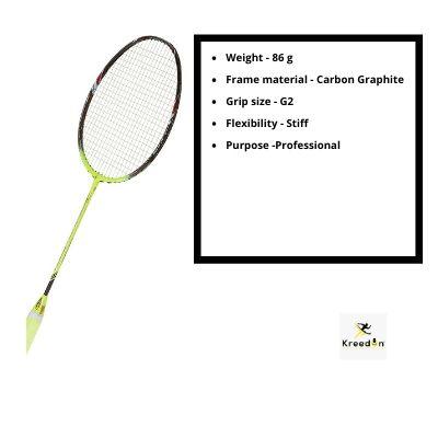 Badminton racket price in India