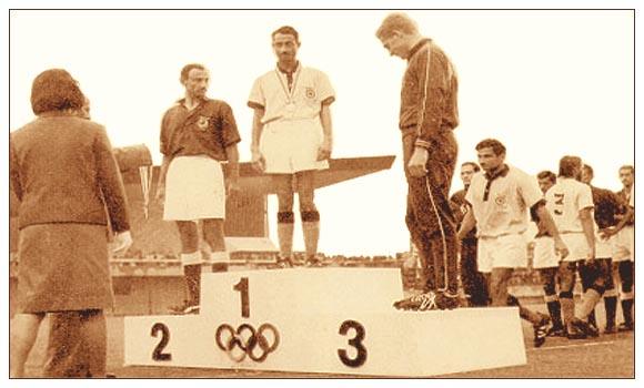 1964 Olympics Kreedon