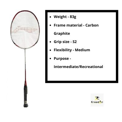Badminton racket price yonex
