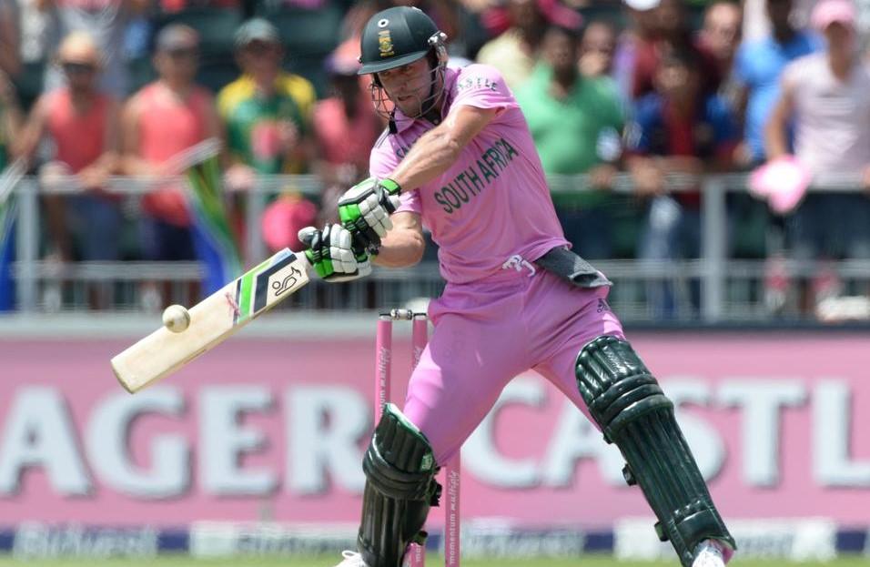 AB De Villiers Most Sixes in ODI KreedOn