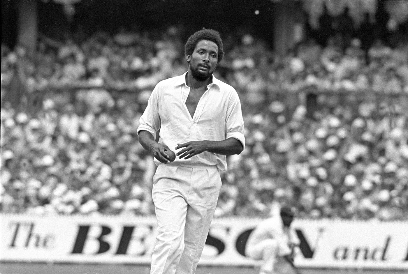 Andy Roberts fastest bowler in the world KreedOn