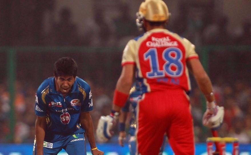 Pepsi IPL - Match 2 RCB v MI KreedOn