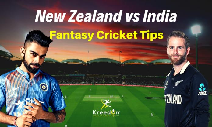 NZ vs IND 1st T20I Dream11 Prediction