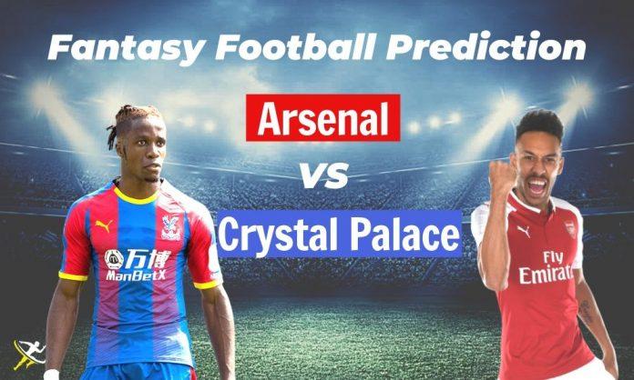 CRY vs ARS Dream11 Prediction