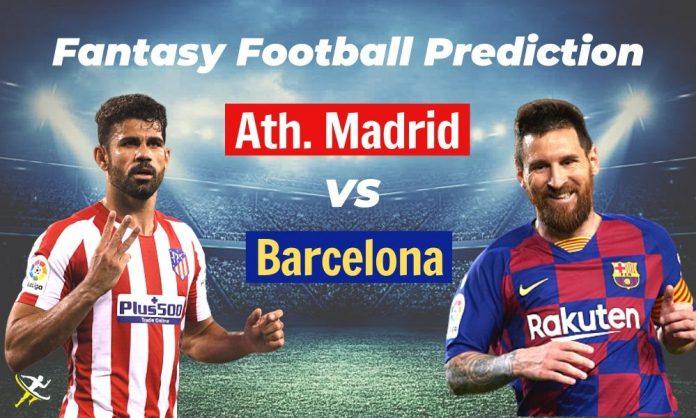 BAR vs ATL Dream11 Prediction