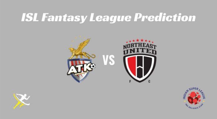 ATK vs NEUFC Dream11 Prediction 2020