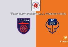 FCG vs ODS Dream11 Prediction 2020