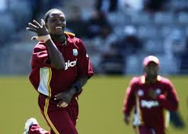 Fidel Edwards fastest bowler in the world KreedOn