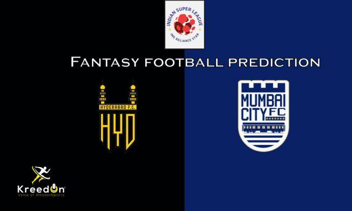 MCFC vs HYD Dream11 Prediction 2020