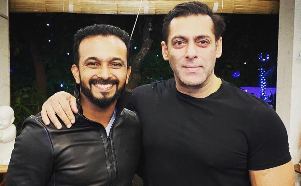Kedar Jadhav Salman Khan