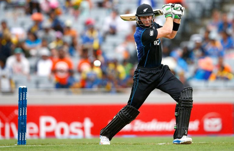 Martin Guptill Most Sixes in ODI KreedOn