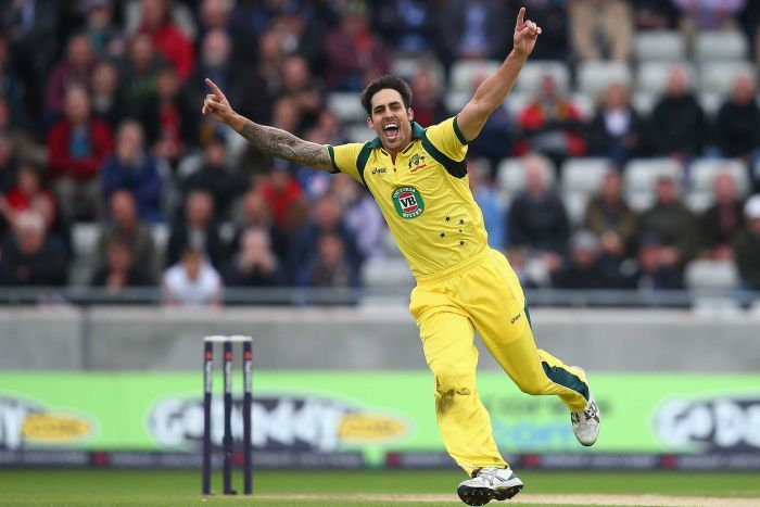 Mitchell Johnson fastest bowler in the world KreedOn