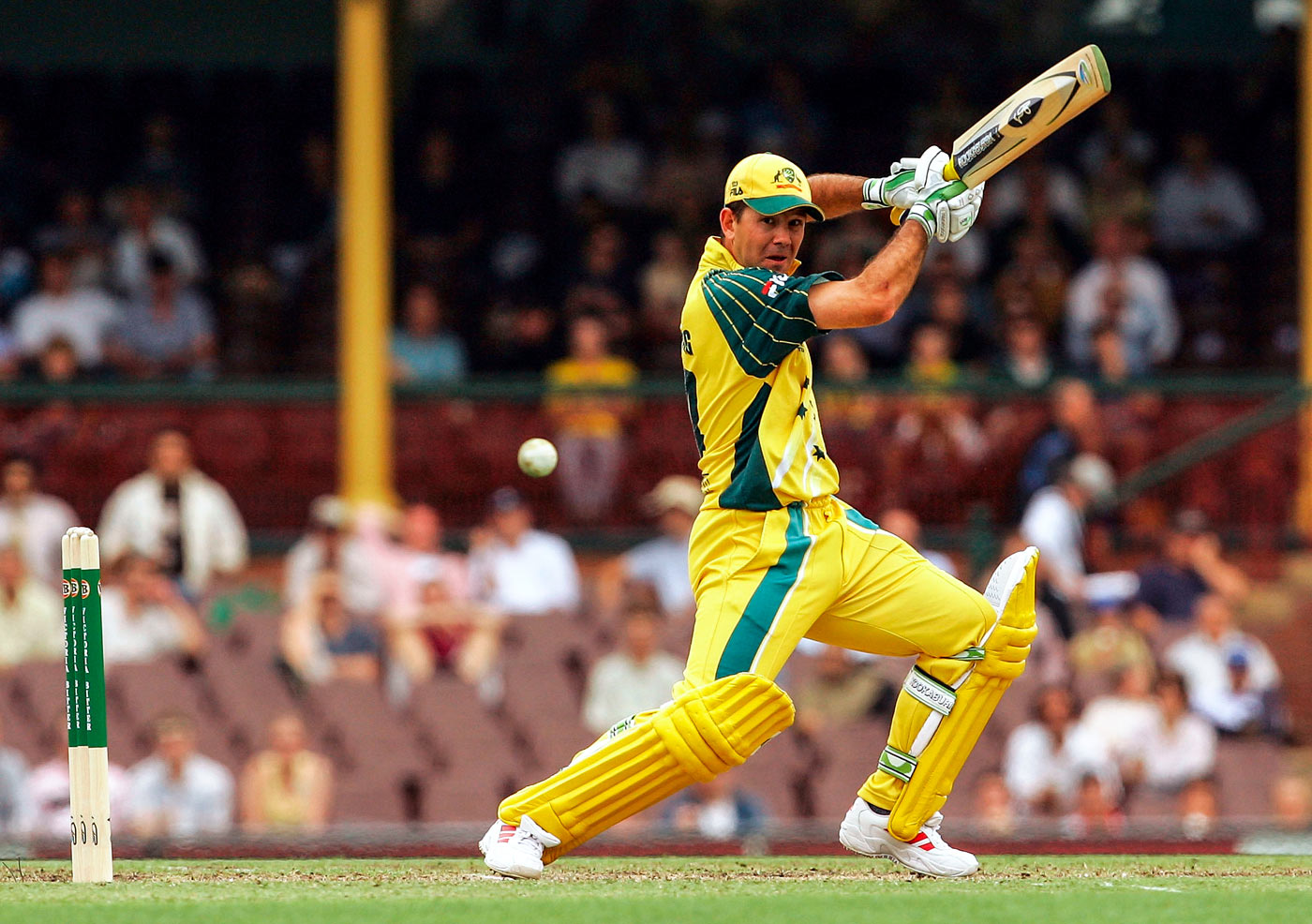 Ricky Pointing Most Sixes in ODI KreedOn