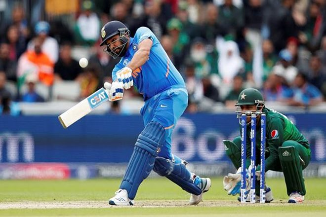 Rohit Sharma Most Sixes in ODI KreedOn
