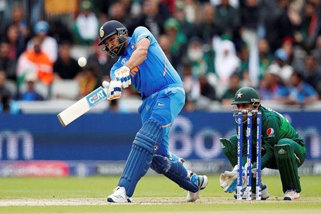 Rohit Sharma Most Sixes in ODI KreedOn
