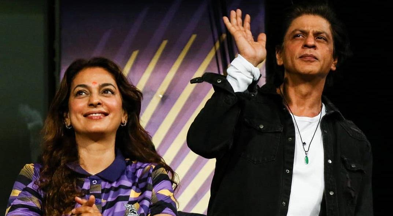 SRK Juhi KreedOn