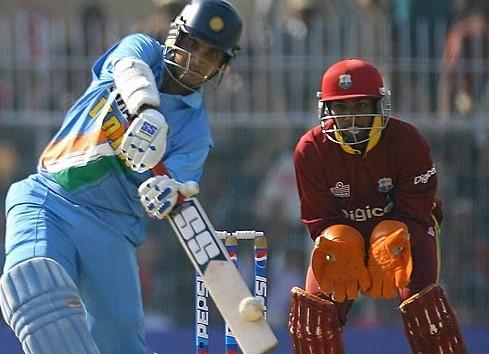 Saurav Ganguly Most Sixes in ODI KreedOn
