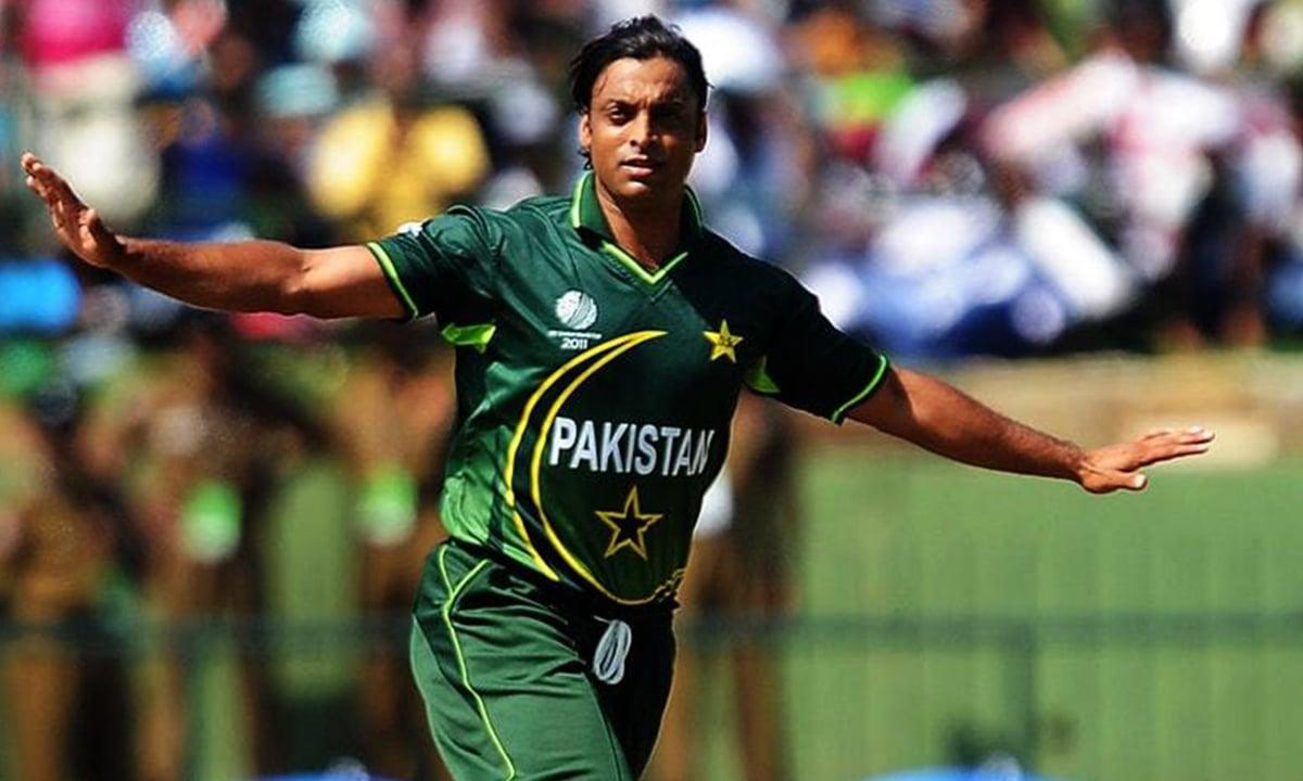Shoaib Akhtar fastest bowler in the world KreedOn