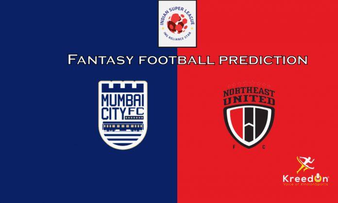 MCFC vs NEUFC Dream11 Prediction 2020