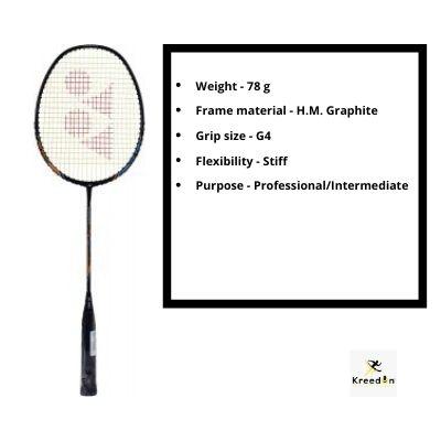 Yonex Nanoray 18i badminton