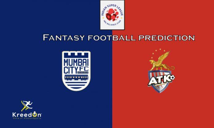 ATK vs MCFC Dream11 Prediction 2020