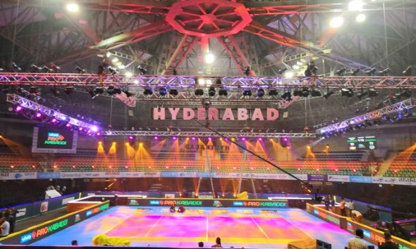 gachibowli indoor stadium hyderabad KreedOn