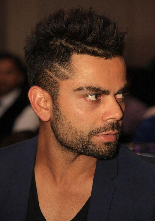 Virat Kohli Hairstyles kreedon