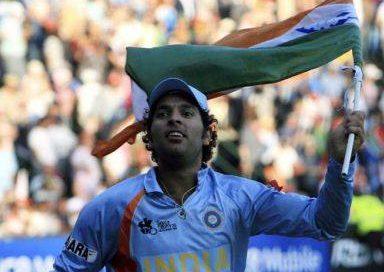 Yuvraj Singh KreedOn