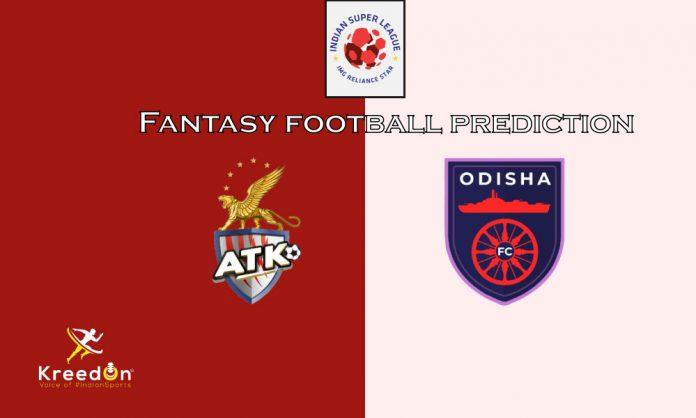 ATK vs ODS Dream11 Prediction 2020