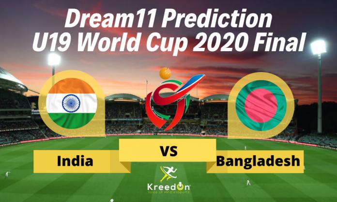 India U19 vs Bangladesh U19 Dream11 Prediction