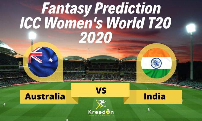 Australia Women vs India Women Dream11 Prediction   Women's T20 World Cup