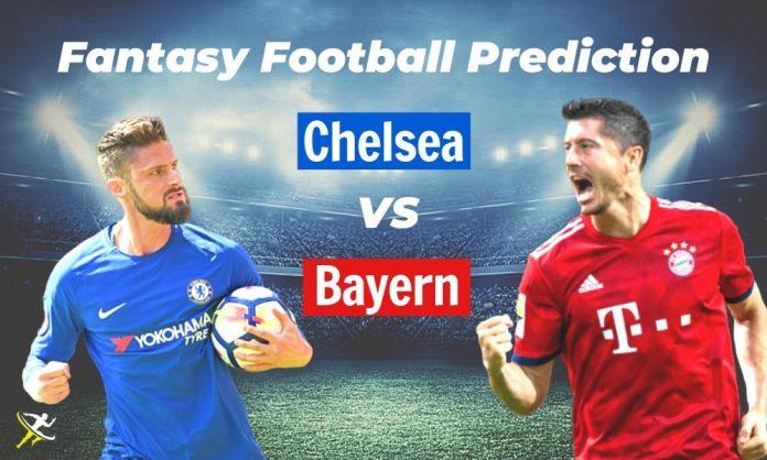 CHE vs BAY Dream11 Prediction
