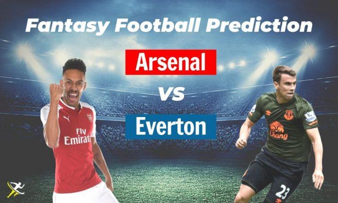 ARS vs EVE EPL Dream11 Prediction