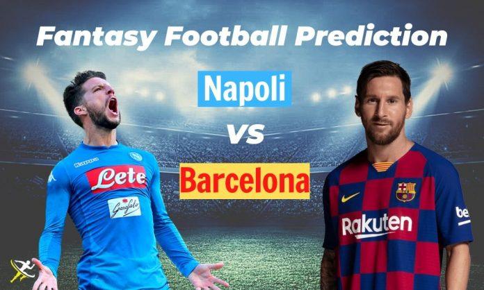 NAP vs BAR Dream11 Prediction KreedOn