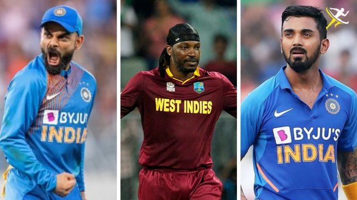 Kohli, Faf headline squads for twin T20s #30429