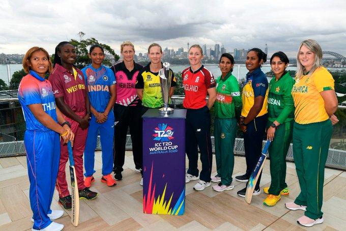 ICC Women's T20 World Cup 2020 KreedOn